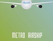 Metro Airship - Doodle