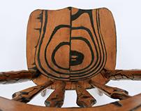 Skinned Chair