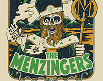 "The Menzingers ""Irish Goodbyes"" show"