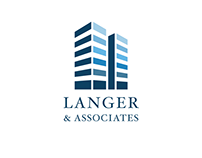 Langer & Associates: Logo Design