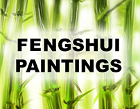Fengshui your life paintings by Remy Francis