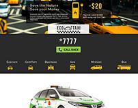 Eco Taxi WEBSITE