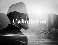 Caballeros Suit & Tie Web Design