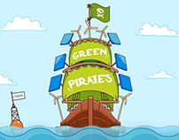 Green Pirates