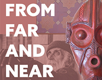 Stories From Far and Near - Promotional Banner
