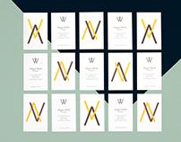 Hugues Weill, designer - Identité visuelle