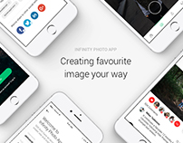 Infinite Photo App - Create image your way