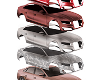 Bekon Automobile Paints