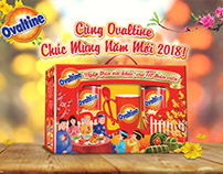 Ovaltine Tet Packaging 2018