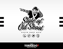 Style Of Old Skool S.E.A 2019 [Event Identity Design]
