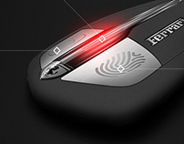 Ferrari Smart Key Concept Design