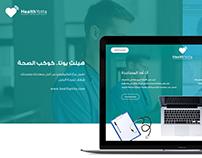 HealthYotta - Web
