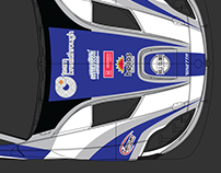 """Angus Fedder Racing"" Concept Livery"