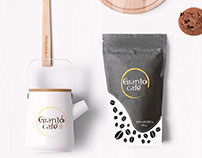 Stationary & Package Design || Granto Cafe