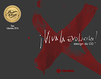 Viva la Evolución! (CD)