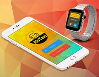 Alo Taxi - Mobile App Template