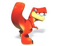GOVR Kid's Dinosaur Model and Concept