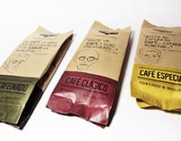 Coffee Packaging / Café Minerva