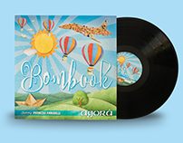 Bombook | Cover Artwork (Vynil+CD)