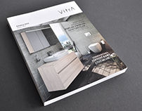 VITRA Retail catalogue design