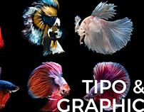 TIPO & GRAPHIC - Tshirt Design