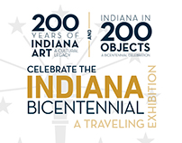Indiana Bicentennial Traveling Exhibition