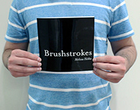 Blurb Book: Brushstrokes