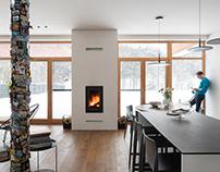 Warm Interior by A2SM