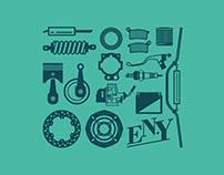Icons / En Y