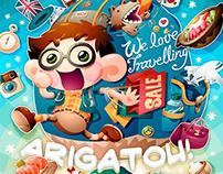 littlefatty- We Love Travelling!