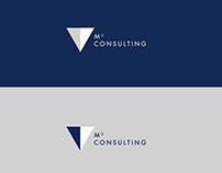 M2 Consulting Branding and Visual Identity