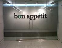 Internship: Bon Appetit Magazine