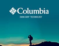 Columbia, Tecnología Omni-Grip