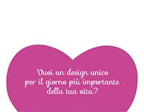 Vuoi un design unico?