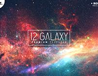 12 GALAXY Premium Textures