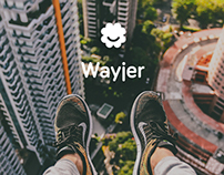 Wayjer App Design