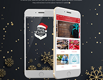 Christmas Mobile App | iOS | UX Design
