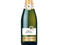 Packaging_Crémant de Bourgogne