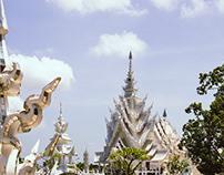 White Temple - Chiang Rai | THAILAND