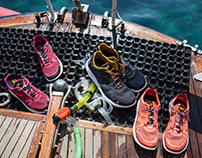 Jack Wolfskin Summer Shoes SS-16