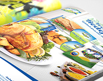 Al Rawdah Chicken print ad