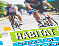 Habitat for Humanity - Habitat 500 Poster