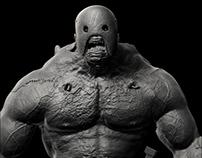 Uruk hai - Berserker (3D Sketch)