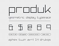 Produk — Typeface