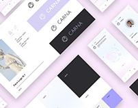 Carna | Branding & Application