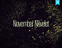 NOVEMBER NÖVELET | USELESS /// fan video