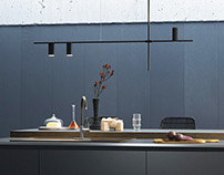 "The ""AllBlack"" kitchen CGI"