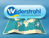 Site for travel agency