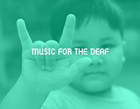 Accessible Music: A new way to experience music.