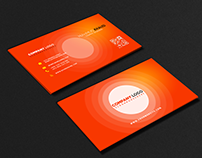 moonlight business card